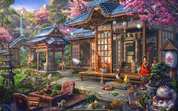 Tea House Rank 1