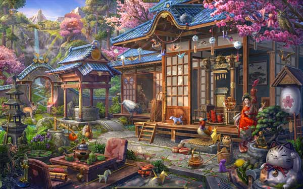 Tea House Rank 3