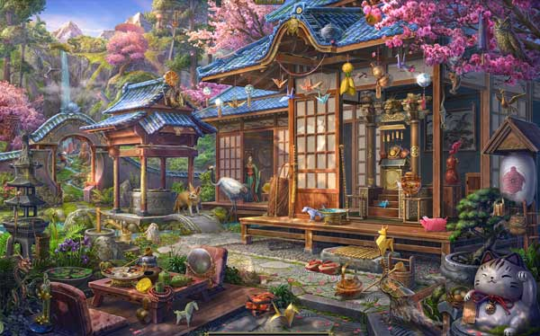 Tea House Rank 5